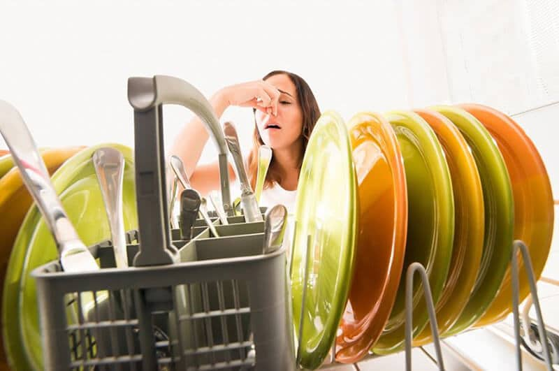 How To Clean A Smelly Dishwasher [ NEW 2020]
