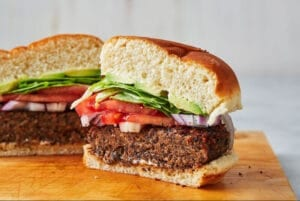 Best Black Bean Burger