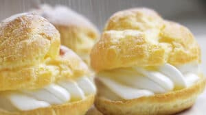 Best Cream Puff Recipe
