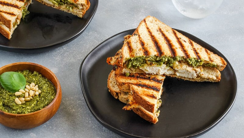 Bread For Grilled Panini