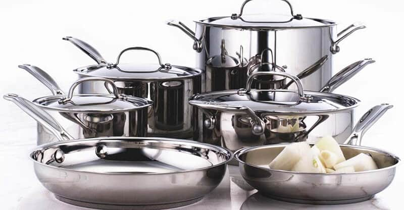 Top best pots and pans for gas stove brands