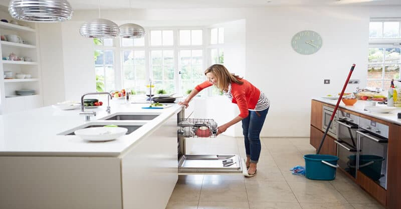 What Is The Most Common Cause Of A Dishwasher Leaking [ NEW 2020]