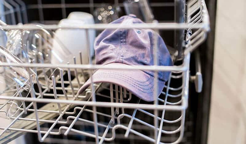 how to wash hats in the dishwasher 2021
