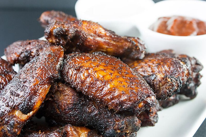 Are frozen chicken wings good