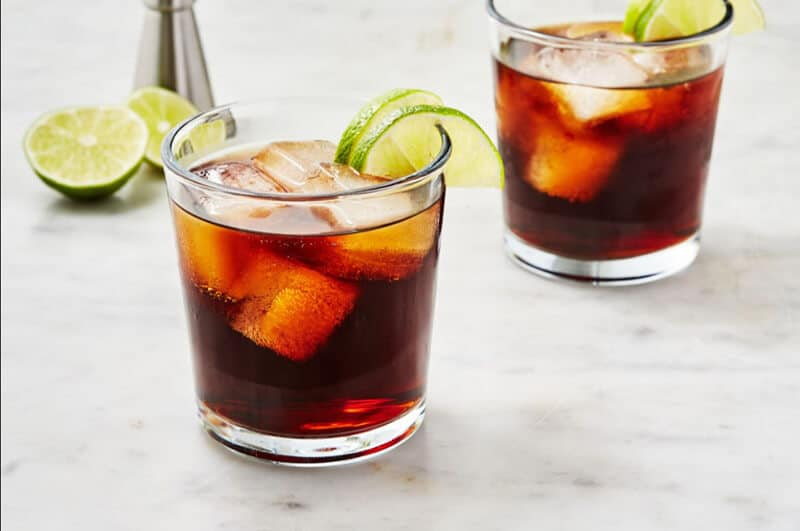 BEST RUM FOR A RUM AND COKE