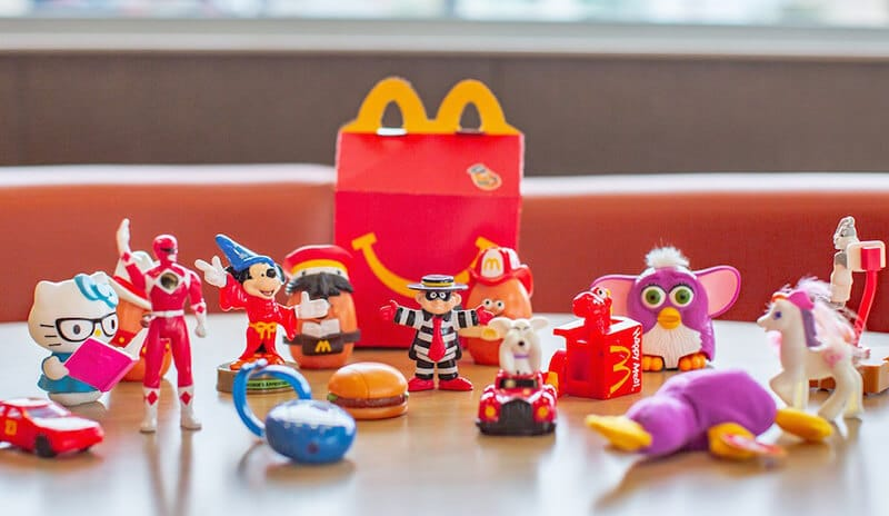 Best Happy Meal Toys