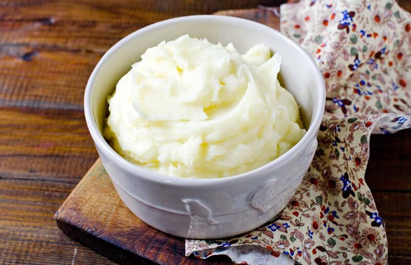 Best Instant Mashed Potatoes