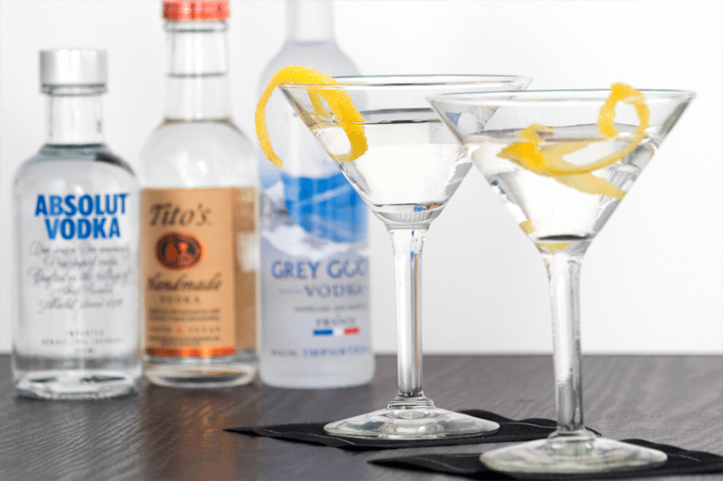 Buyers guide to vodka