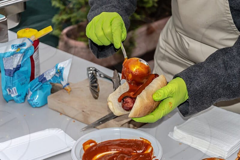 COOK'S TIPS HOT DOG