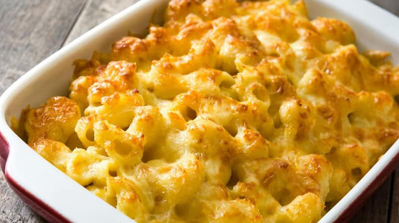 Is frozen mac and cheese healthy