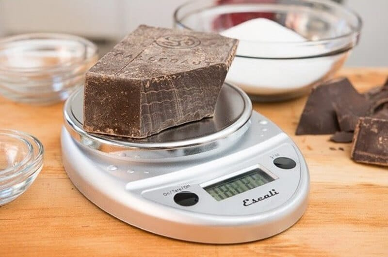 Kitchen Scale Testing
