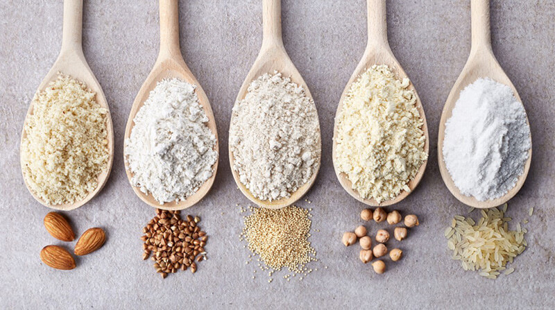 Low Carb Flours in Our Keto Kitchen