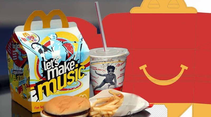 Mc.Donal Happy Meal Toys