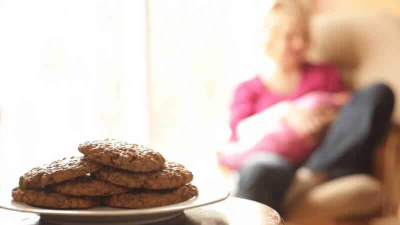 Shared Lactation Cookies' Ingredients