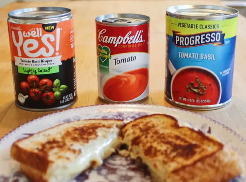 Top Best Canned Tomato Soup