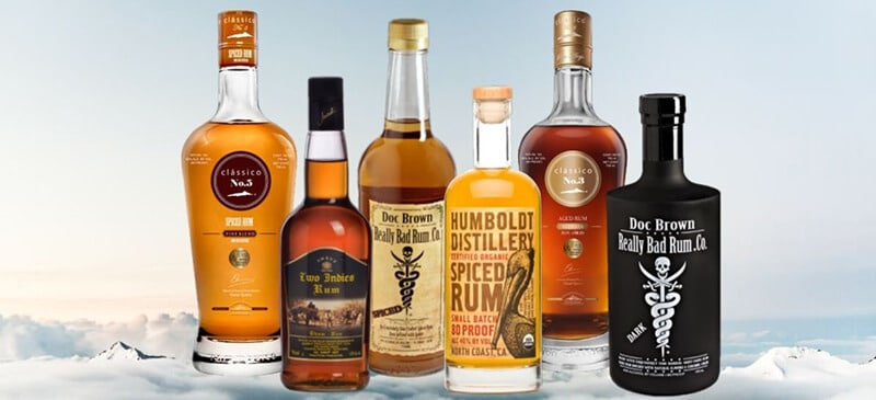 Top 8 Best Rum For Rum And Coke Reviews 2020