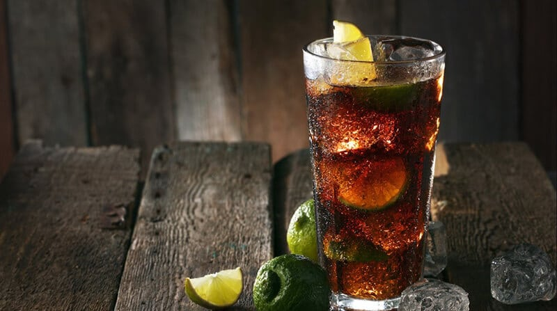 Top Best Rum For Rum And Coke