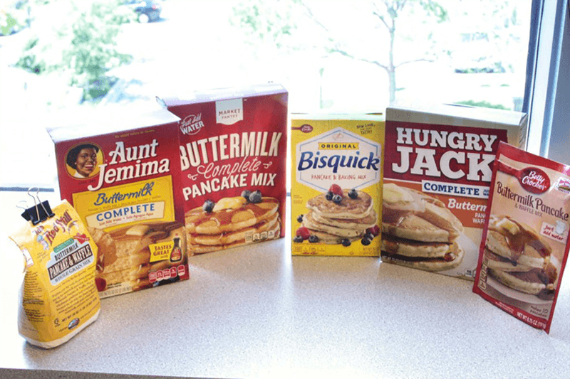 Top Rated Best Waffle Mix