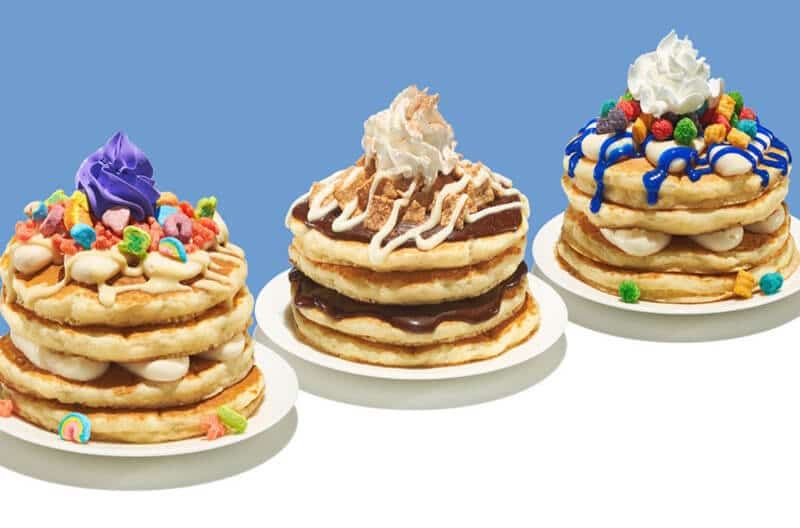 Top best IHOP pancakes