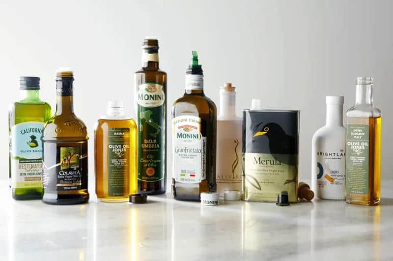 Top best grocery store olive oil