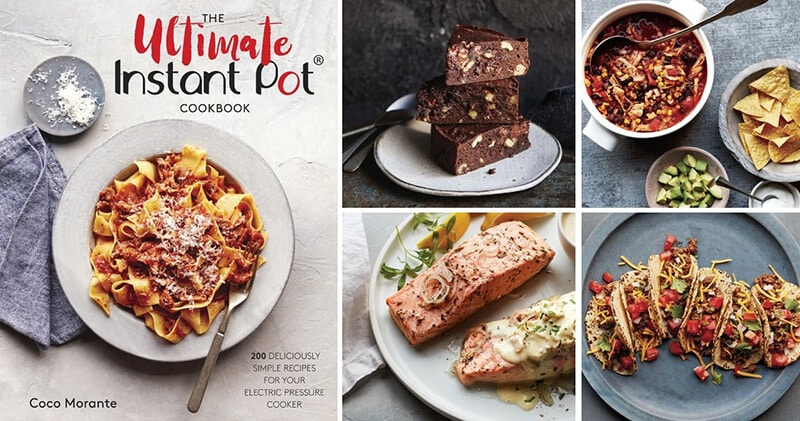 Top best instant pot cookbook