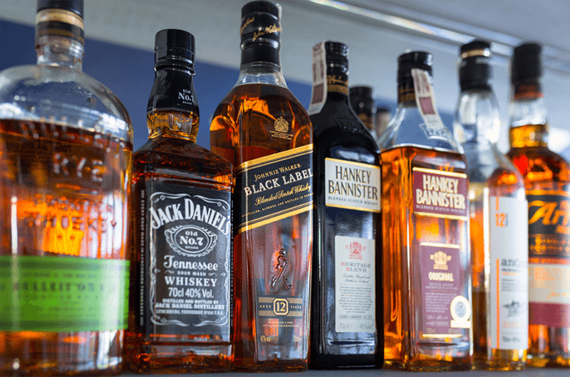 What Are the Different Forms of Whiskey