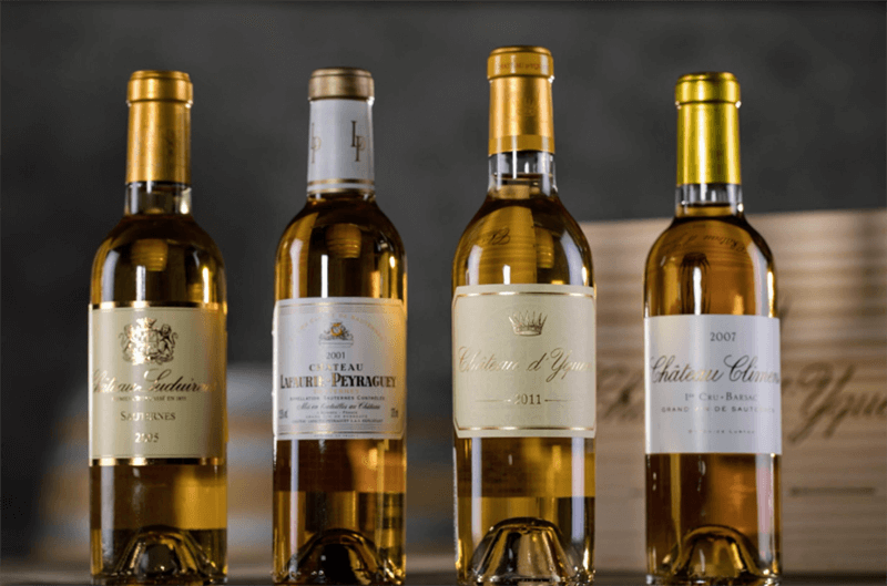 What Makes a High-Quality Sweet White Wine