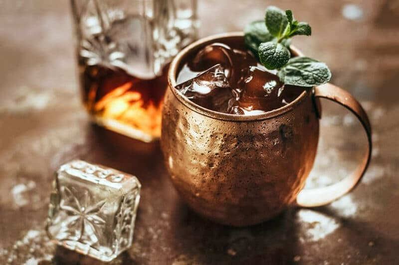 What's Ginger Beer that the Secret to a Good Moscow Mule