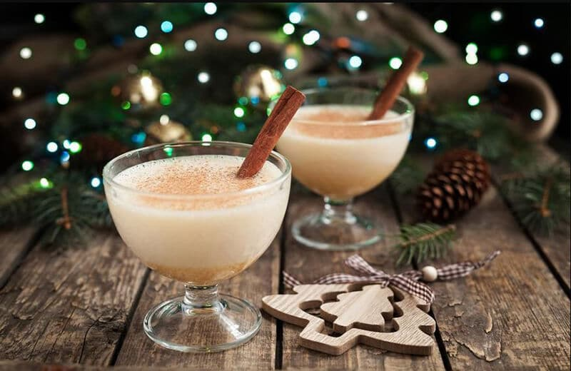 Which Liquor Makes Your Very Best Eggnog