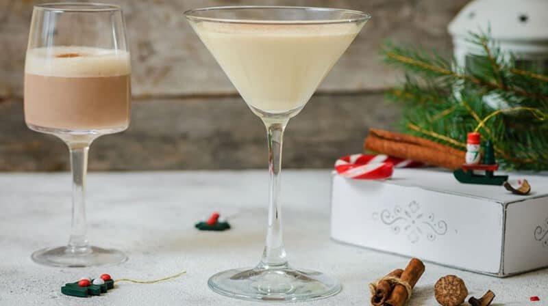 Which Liquor Will You Choose for Your Eggnog