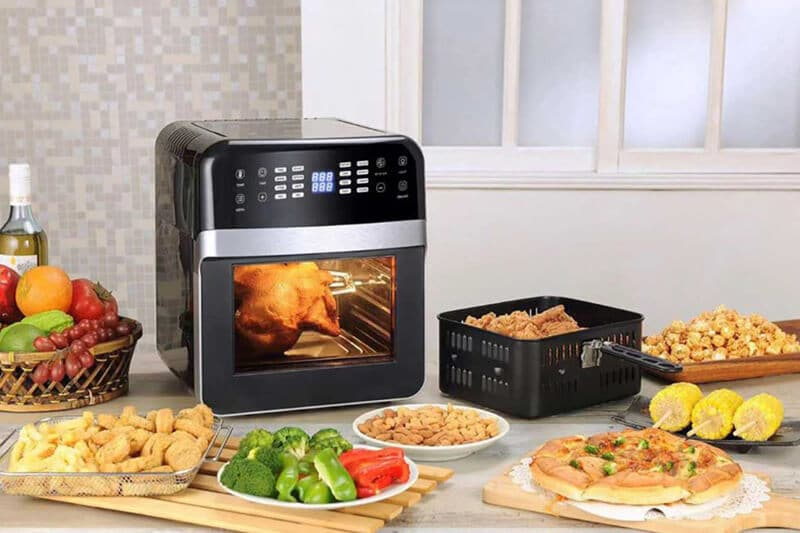 Are There A Difference between Air Fryer Vs Convection Oven