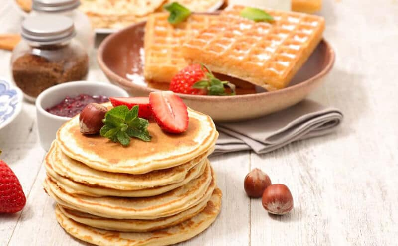 Pancakes vs. Waffles - Who Is the Actual Winner