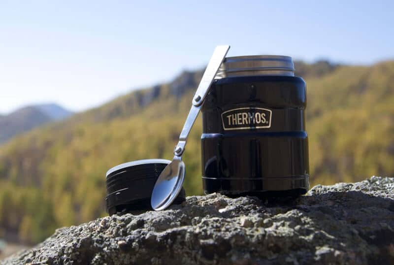Thermos Stainless Steel King