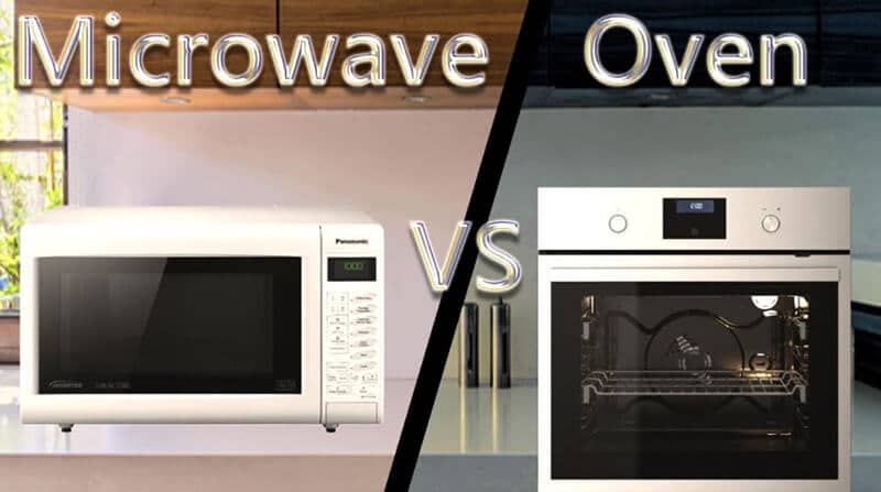 Toaster Oven Vs Microwave - The Way They're Different