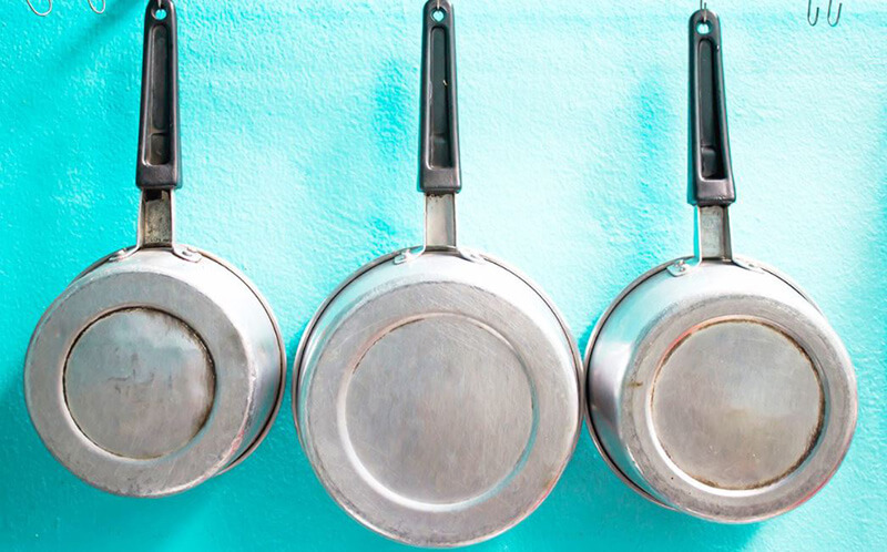 What's the Difference Between Aluminum Cookware Vs Stainless Steel