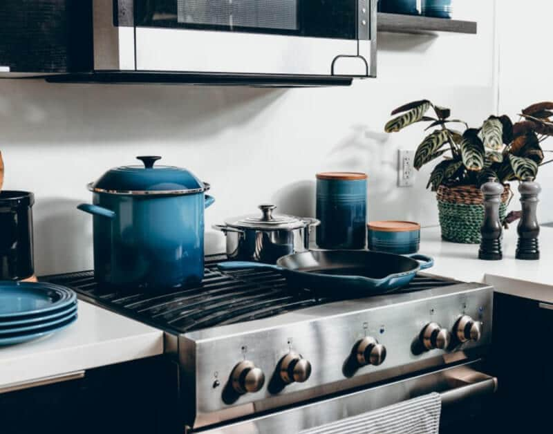 Ceramic Cookware For Gas Stove