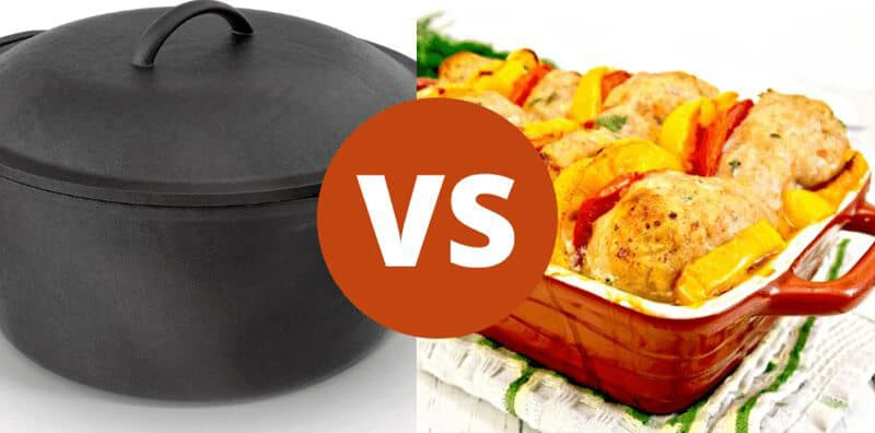 Roasting Pan Vs Dutch Oven 2021