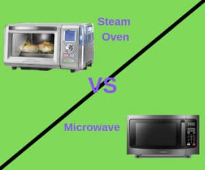 Steam Oven Vs Microwave 2021