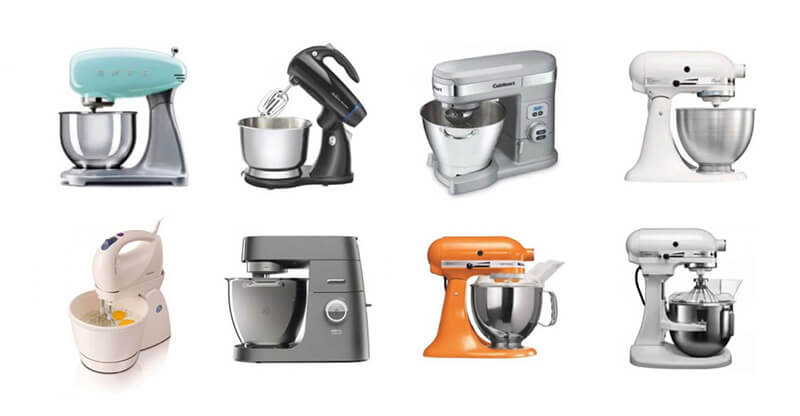 affordable stand mixer with attachments