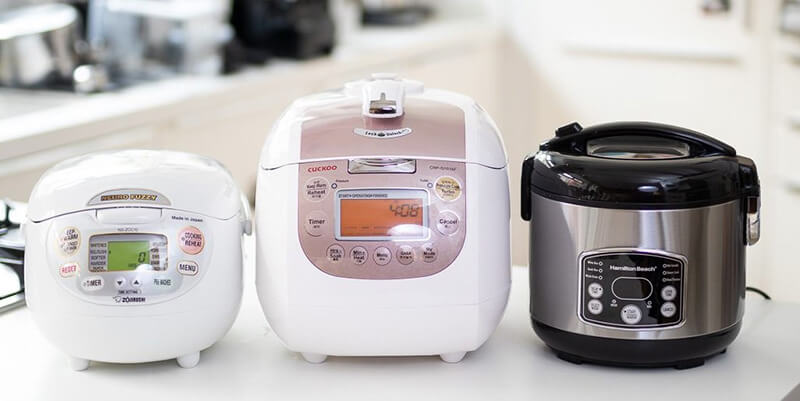 asian brand rice cooker