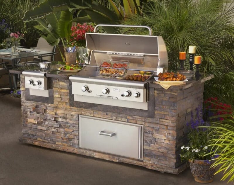 built in gas grill manufacturers