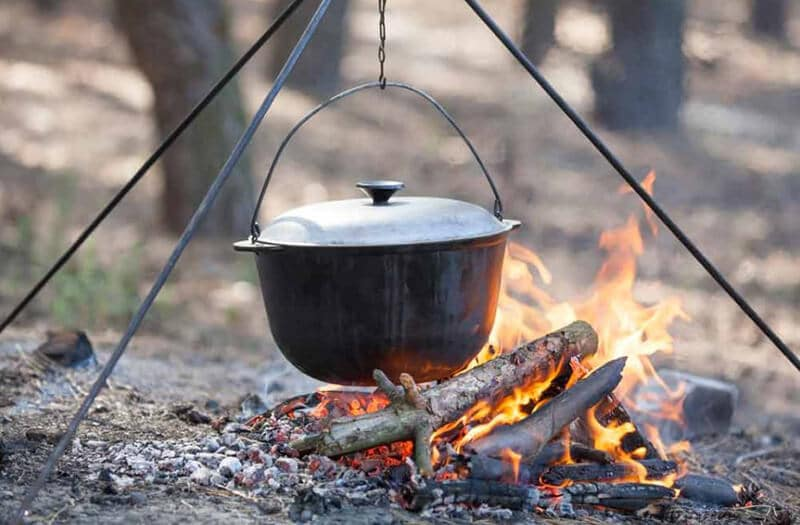 dutch oven recipes for camping