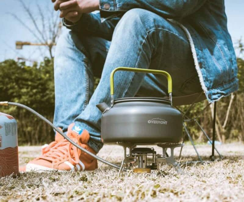 tea kettle for camping