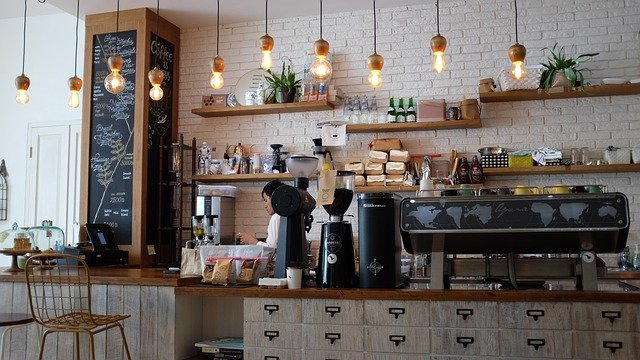 Coffee grinding and brewing machines make flavorful coffee