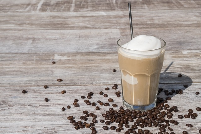 Iced coffee, try this best Cuban coffee recipe.